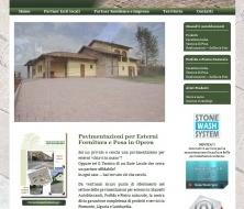 Pavimenti in porfido - Sito Mobile
